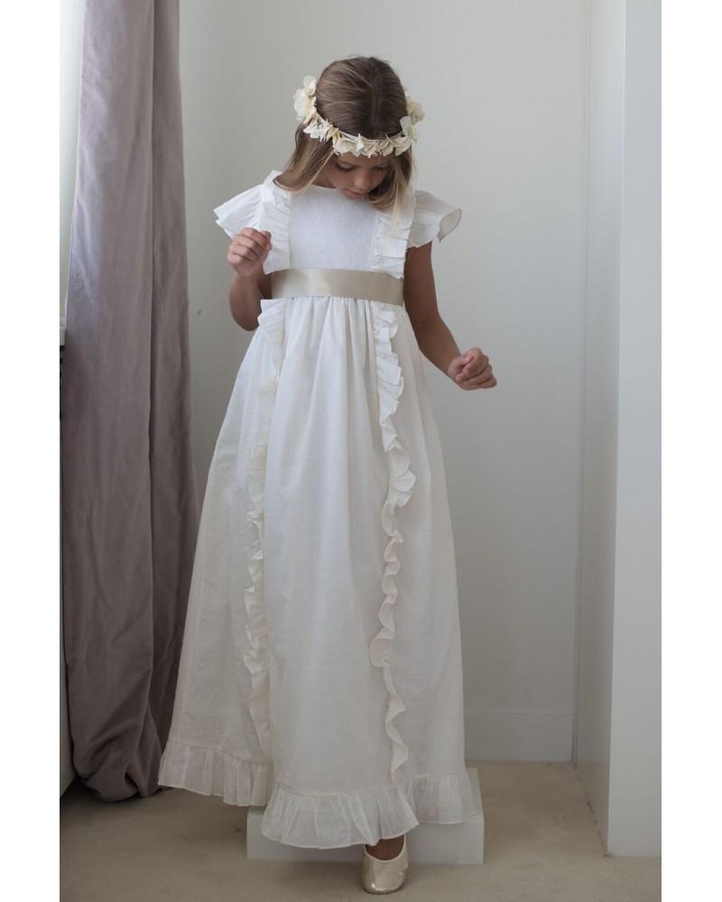Cancan para vestido de comunion