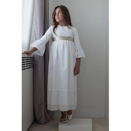 24. Vestido de comunion María