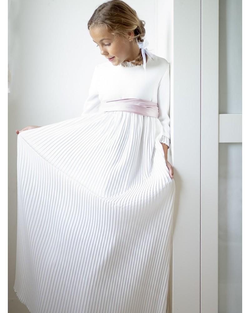 10. Vestido de comunion Adriana