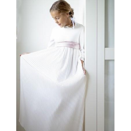 Vestido de comunion Adriana