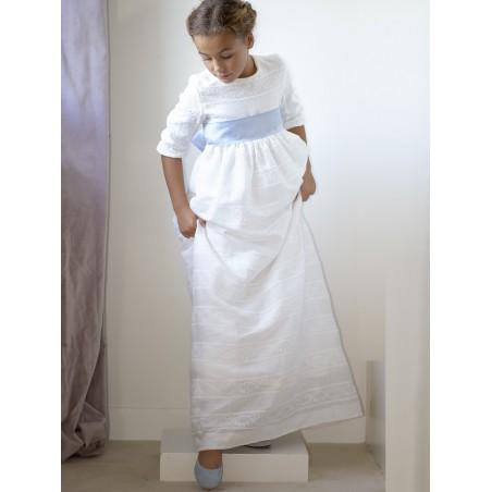Vestido de comunion Cecilia
