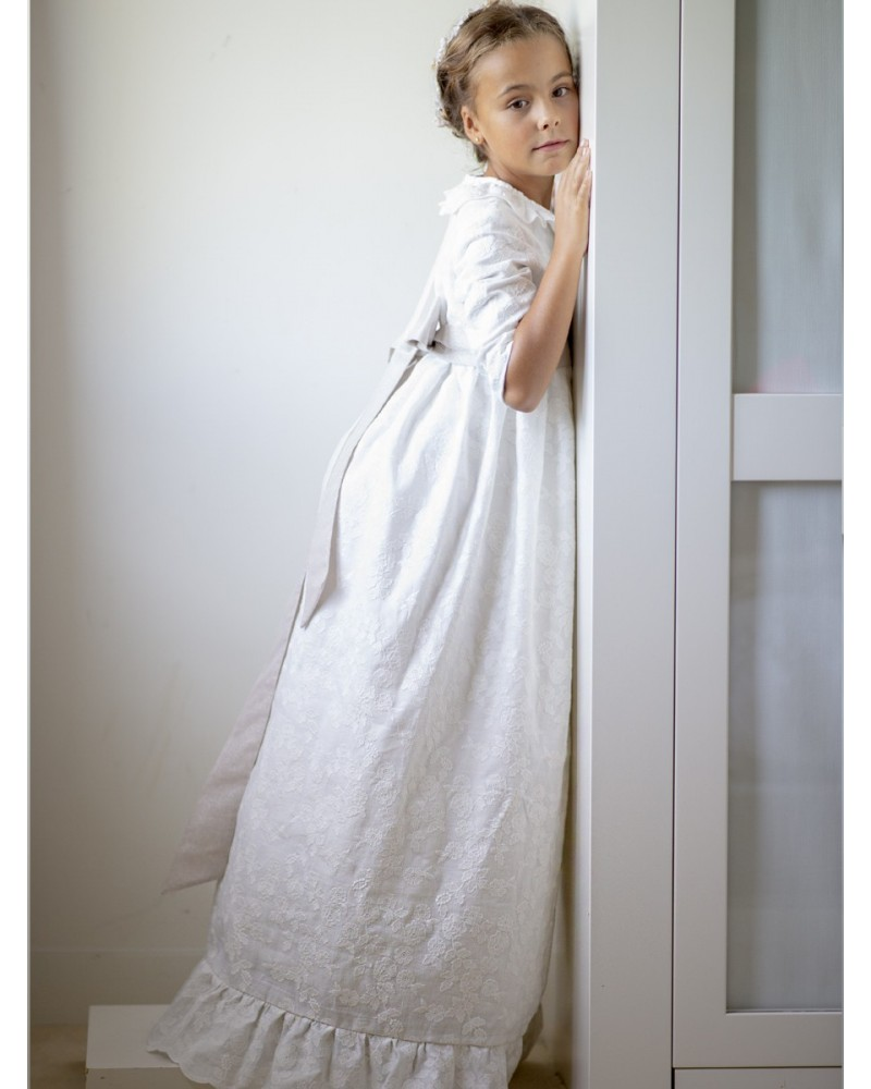 20. Vestido de comunion Cuca