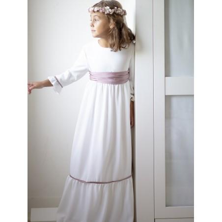 8. Vestido de comunion Berta