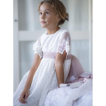 7. Vestido de comunion Isabel