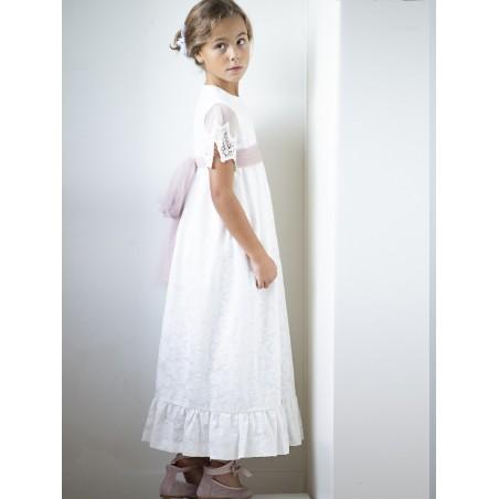 Vestido de comunion Isabel