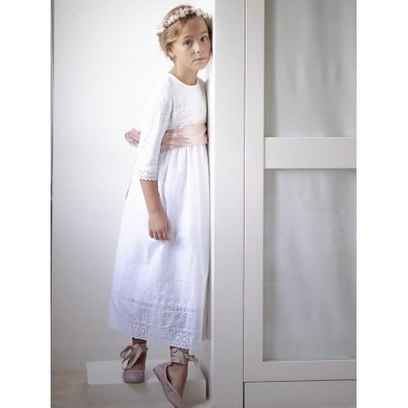 Vestido de comunion Nerea