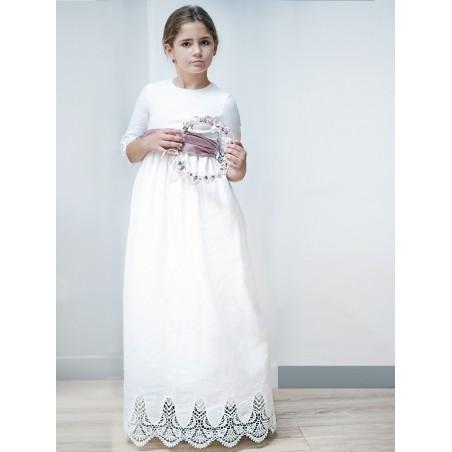 11. Vestido de comunion Alicia