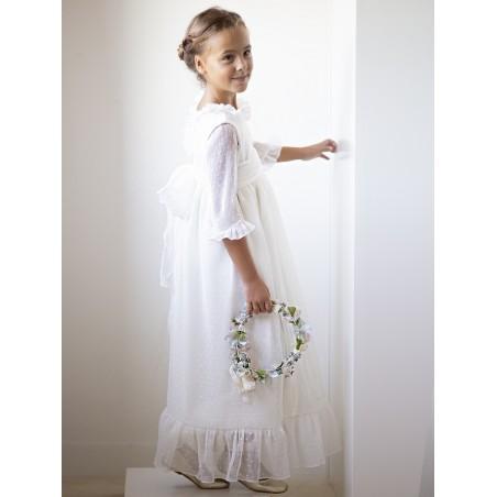 18. Vestido de comunion Anita