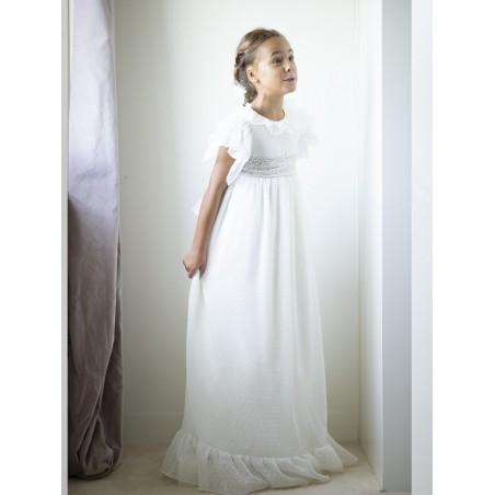 21. Vestido de comunion Felipa