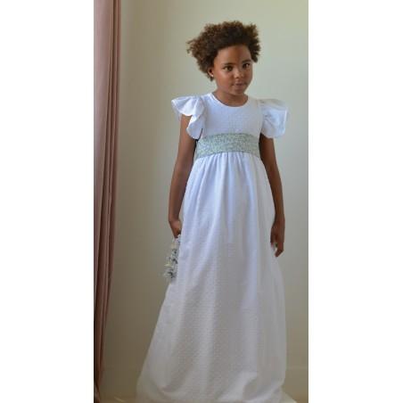 49. Vestido de comunion Olivia