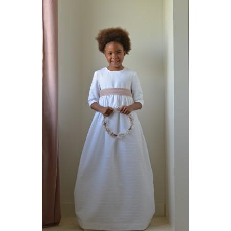 50. Vestido de comunion Casilda