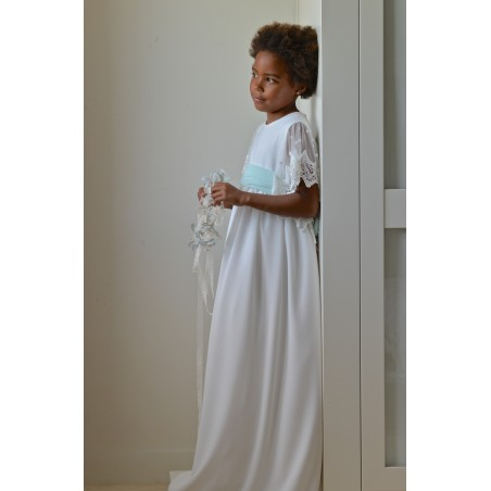 54. Vestido de comunion Tania