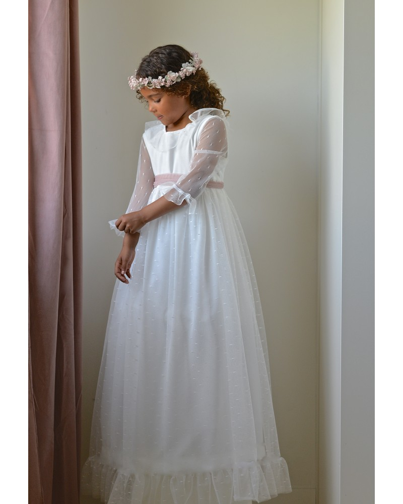 57. Vestido de comunion Emma