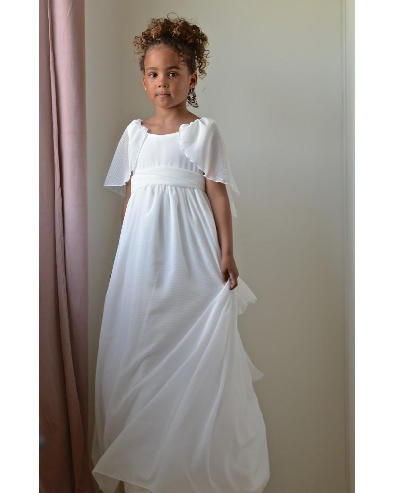 56. Vestido de comunion Petra (NUEVO)