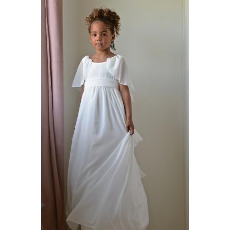 56. Vestido de comunion Petra
