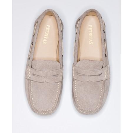 Z.3.Zapato comunión niño mocasin