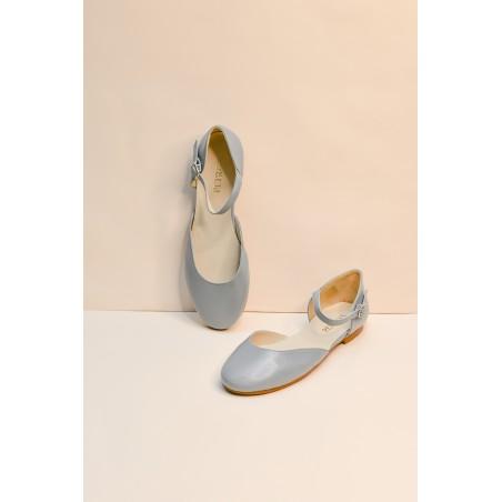 B.19.Bailarina Charlotte azul