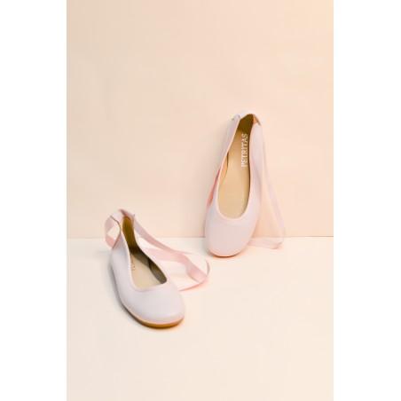 B.7.Bailarina rosa palo