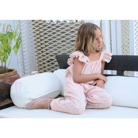 Buzo estrellita rosa