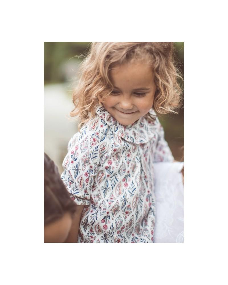 """Camisa niña """"india"""""""