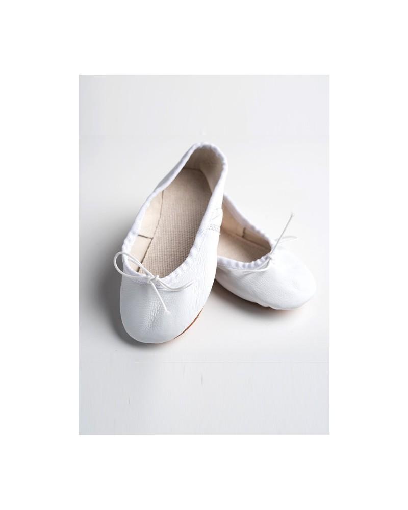 B.13.Bailarina blanca sin cintas